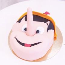 Gâteau Pinocchio