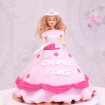 Gâteau Princesse Fée 1