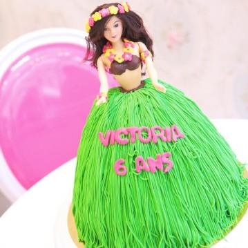 Gâteau Princesse Tahiti