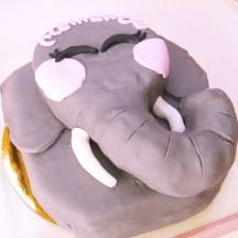 Gâteau Eléphant