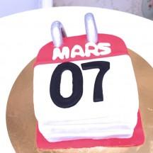 Gâteau iCal