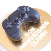 Gâteau Playstation
