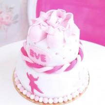 Gâteau Danse classique