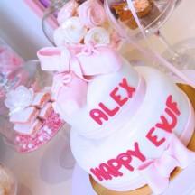 Gâteau Danse 3