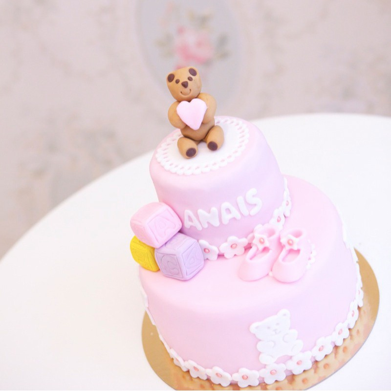 G teaux baby shower - Deco baby shower fille ...