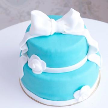 Gâteau Pièce montée Ruban 4