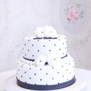 Gâteau Pièce montée Roses 2