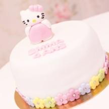 Gâteau Hello Kitty 3D