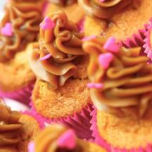 Cupcake Caramel Beurre Salé