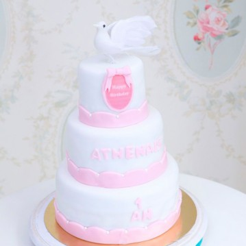 Gâteau Colombe