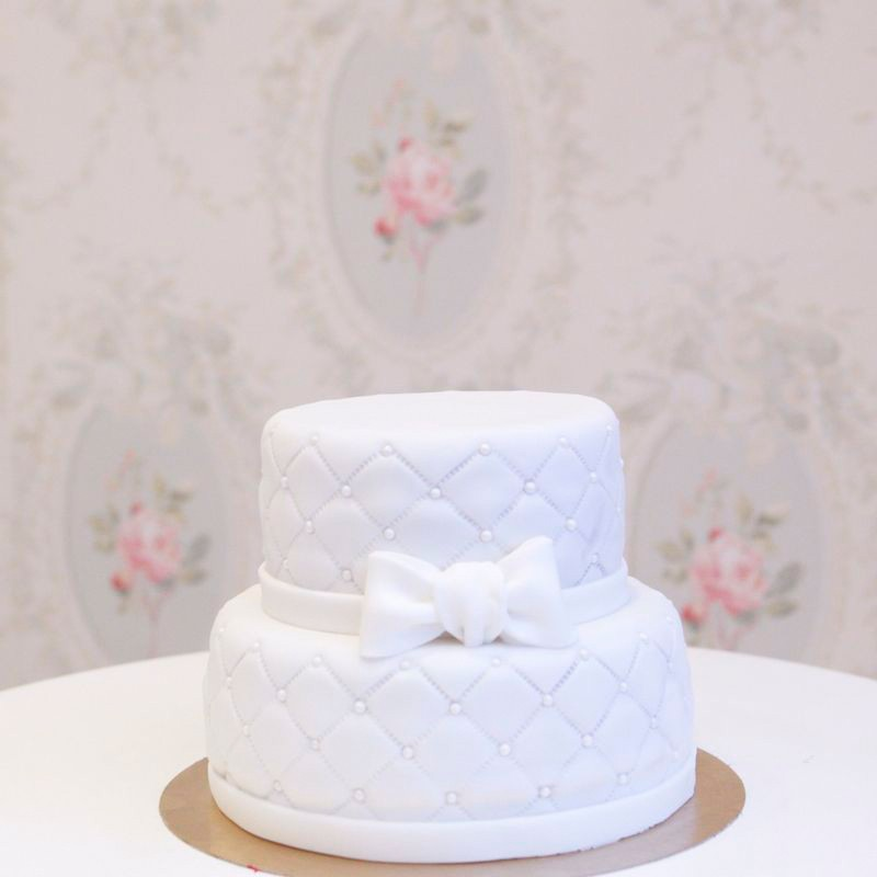 Gâteau Fiançailles