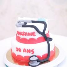 Gâteau Médecine