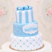 Gâteau Pièce montée - Garçon