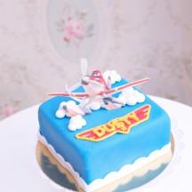 Gâteau Planes Dusty