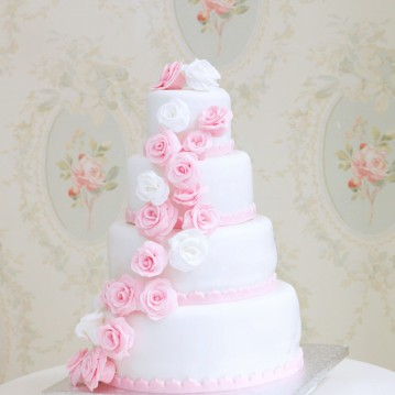 Gâteau Wedding Cake