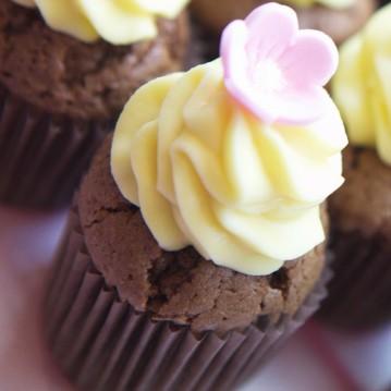 Cupcake Chocolat Passion