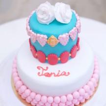 Gâteau Pièce montée - Pompadour