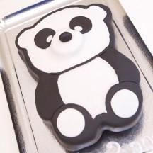 Gâteau Panda