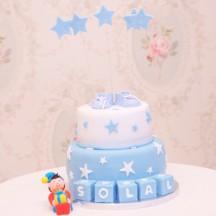 Gâteau Cubes & Chaussons