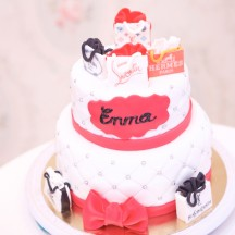 Gâteau Shopping - GM