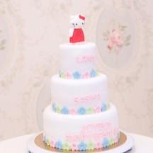 Gâteau Pièce montée Hello Kitty