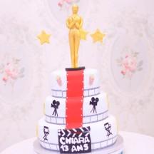 Gâteau Oscars Cinéma