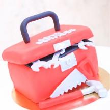 Gâteau Boîte à outils