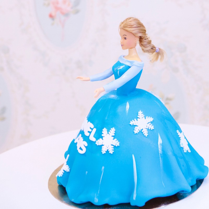 G teau princesse reine des neiges debogato paris - Princesse reine des neiges ...