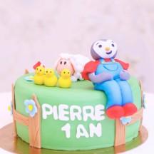 Gâteau Tchoupi