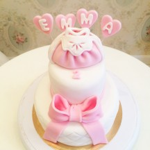 Gâteau sac princesse