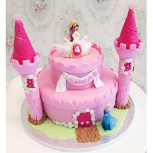 Gâteau chateau