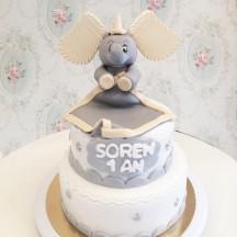 Gâteau Doudou Dumbo