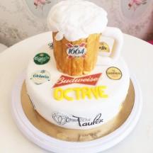 Gâteau Bière