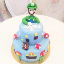 Gâteau Luigi