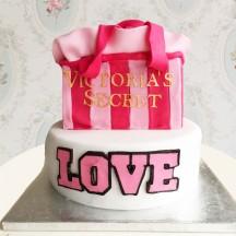 Gâteau Victoria Secret Addict