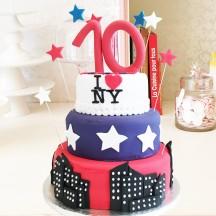 Gâteau New York 2