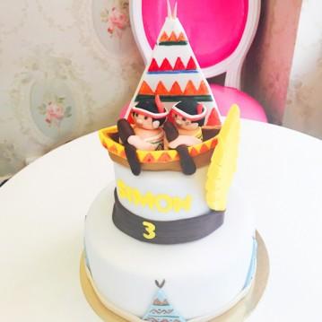 Gâteau Indiens