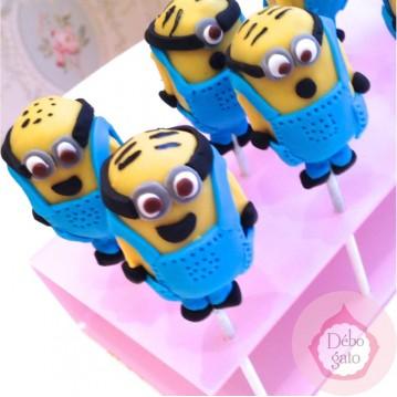 Cakepop Minions