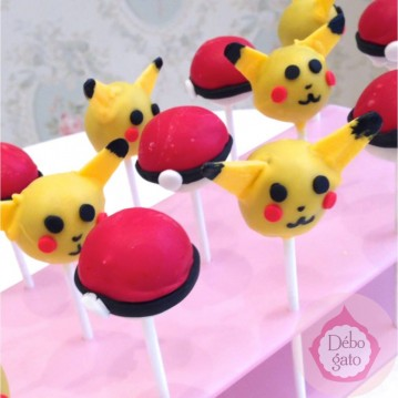 Cakepop Pokemon