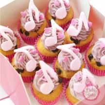 Mini Cupcakes Violetta