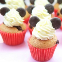 Mini Cupcakes Mickey