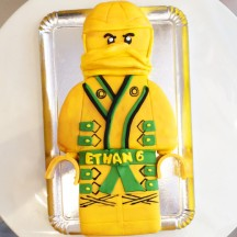 Gâteau Ninja Go