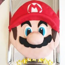 Gâteau Mario 2D