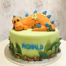 Gâteau Dinosaure 2