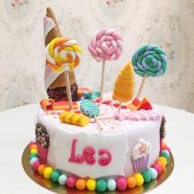 Gâteau Confiserie