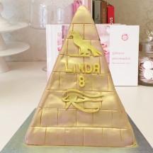Gâteau Pyramide