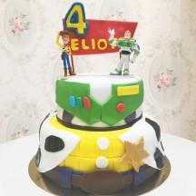 Gâteau Toy Story