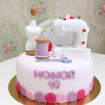 Gâteau Couturière