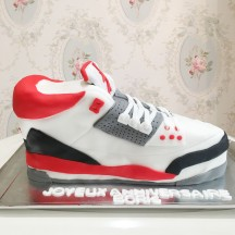 Gâteau Basket Jordan