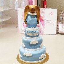 Gâteau Doudou Lapin